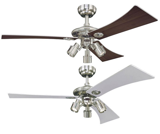 Westinghouse Audubon 48 inch Ceiling Fan With Lights
