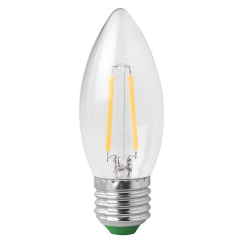 3w Non Dimmable E27 LED Filament Candle Bulb