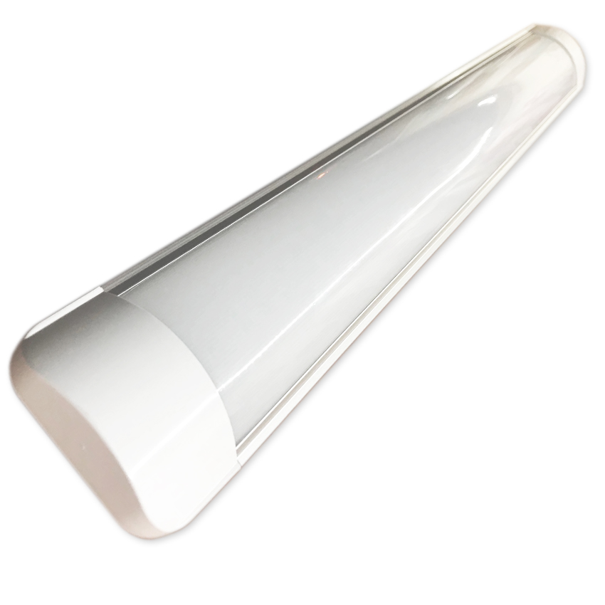 LED Slim Batten Light 4ft (1200mm) 38w 3600Lm - IP20