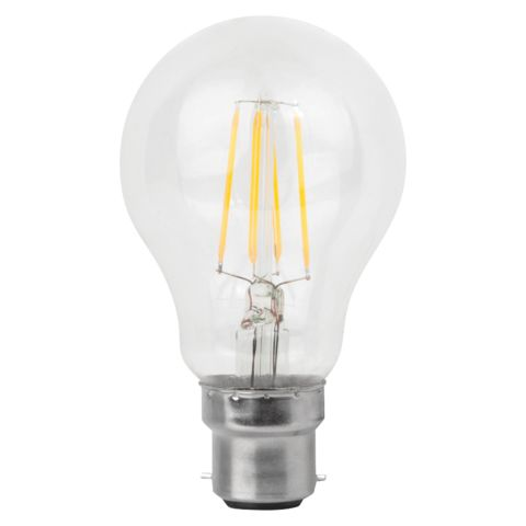 5w Non Dimmable B22 LED Filament A60 Bulb