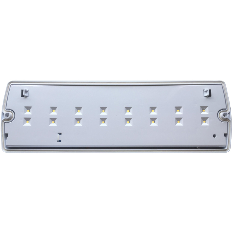 5W LED Emergency Bulkhead 3 Hour Maintained/Non-Maintained - IP65 4000K