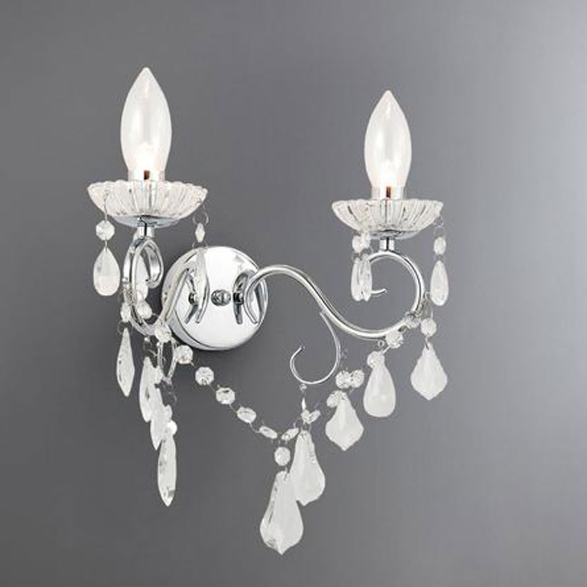 Forum Vela Decorative Bathroom Wall Light
