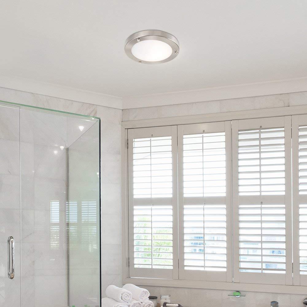 Forum Canis Flush Bathroom Light Fitting (SMALL)