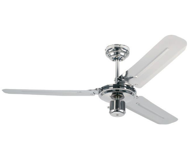 Westinghouse Industrial 48 inch 122cm Ceiling Fan In Chrome