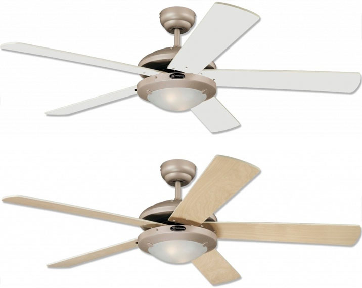 Westinghouse Comet 52 inch 132cm Ceiling Fans With Light