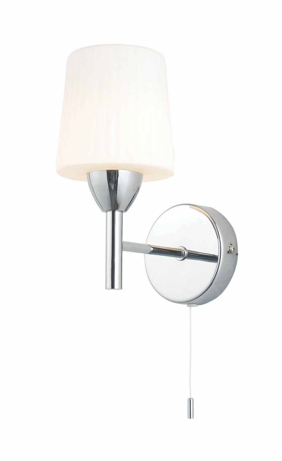 Forum Spa Aquarius Chrome 1 Light Wall Light