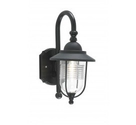 Outdoor Eris Single Outdoor Wall Lantern