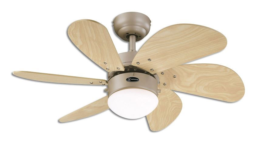 Westinghouse Turbo Swirl 30 inch 76cm Ceiling Fan With Light