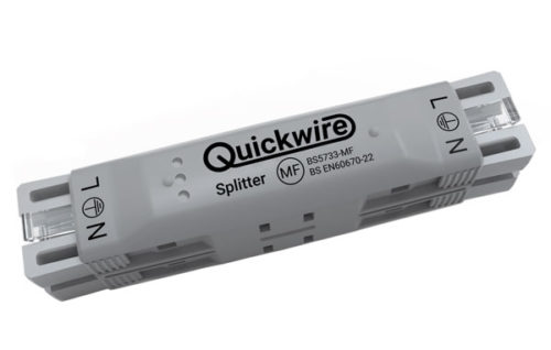 Quickwire Splitter Junction Box